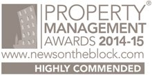 Property Management Awards 2014-15