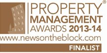 Property Management Awards 2013-14
