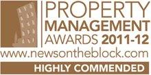 Property Management Awards 2011-12