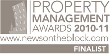 Property Management Awards 2010-11