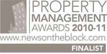Property Management Awards 2010-11